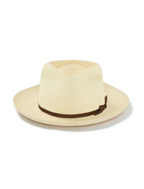 Forty Eight Panama Fedora Cognac Band