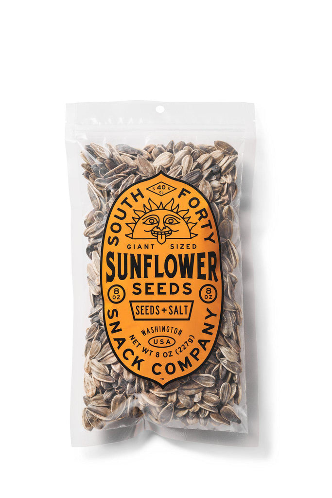 Giant-Sized Sunflower Seeds