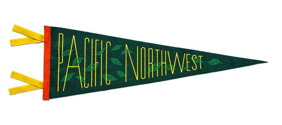 Pacific Northwest Pennant