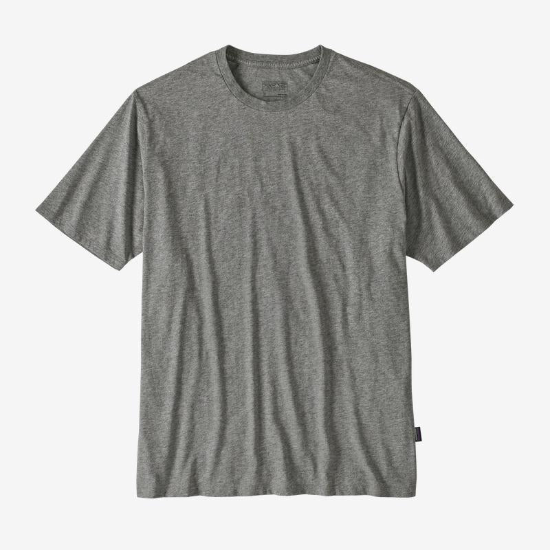 Road to Regenerative Lightweight Tee Feather Grey