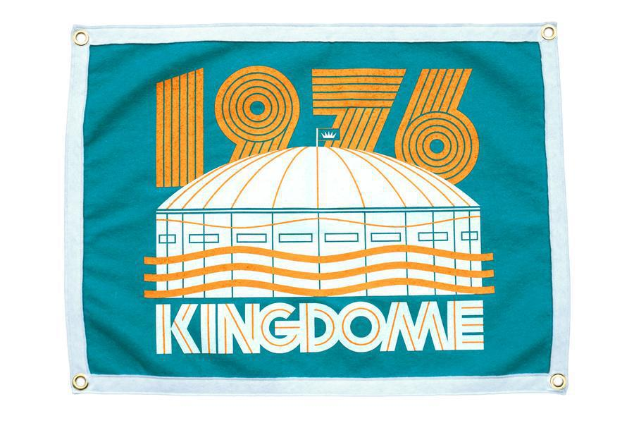 Kingdome Camp Flag