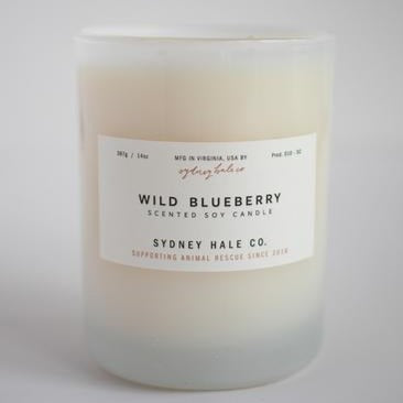 Wild Blueberry Candle