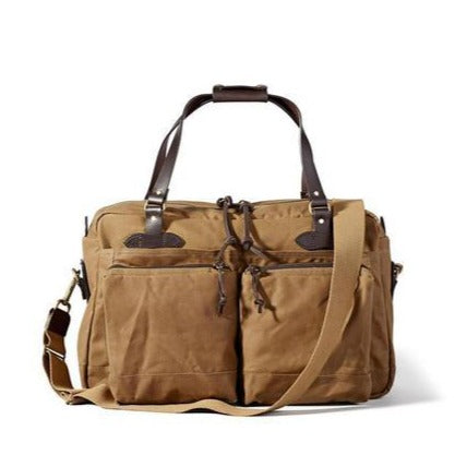 48 Hour Duffle Dark Tan