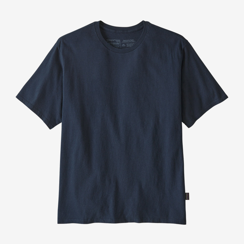 Road to Regenerative Lightweight Tee New Navy
