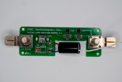 Nd:YAG ignition PCB (Complete with electrodes)