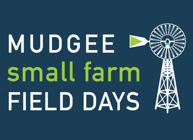 Mudgee small farm field days event