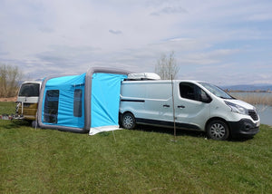 GT Home Van // Annexe for Small Vans & Caravans