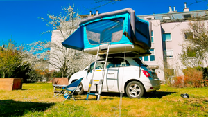 GT Roof Mini // 2 Person Roof Top Tent