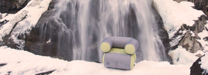 GT Sofa 1 // Single Seater Couch