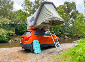 GT Roof // 2 Person Roof Top Tent