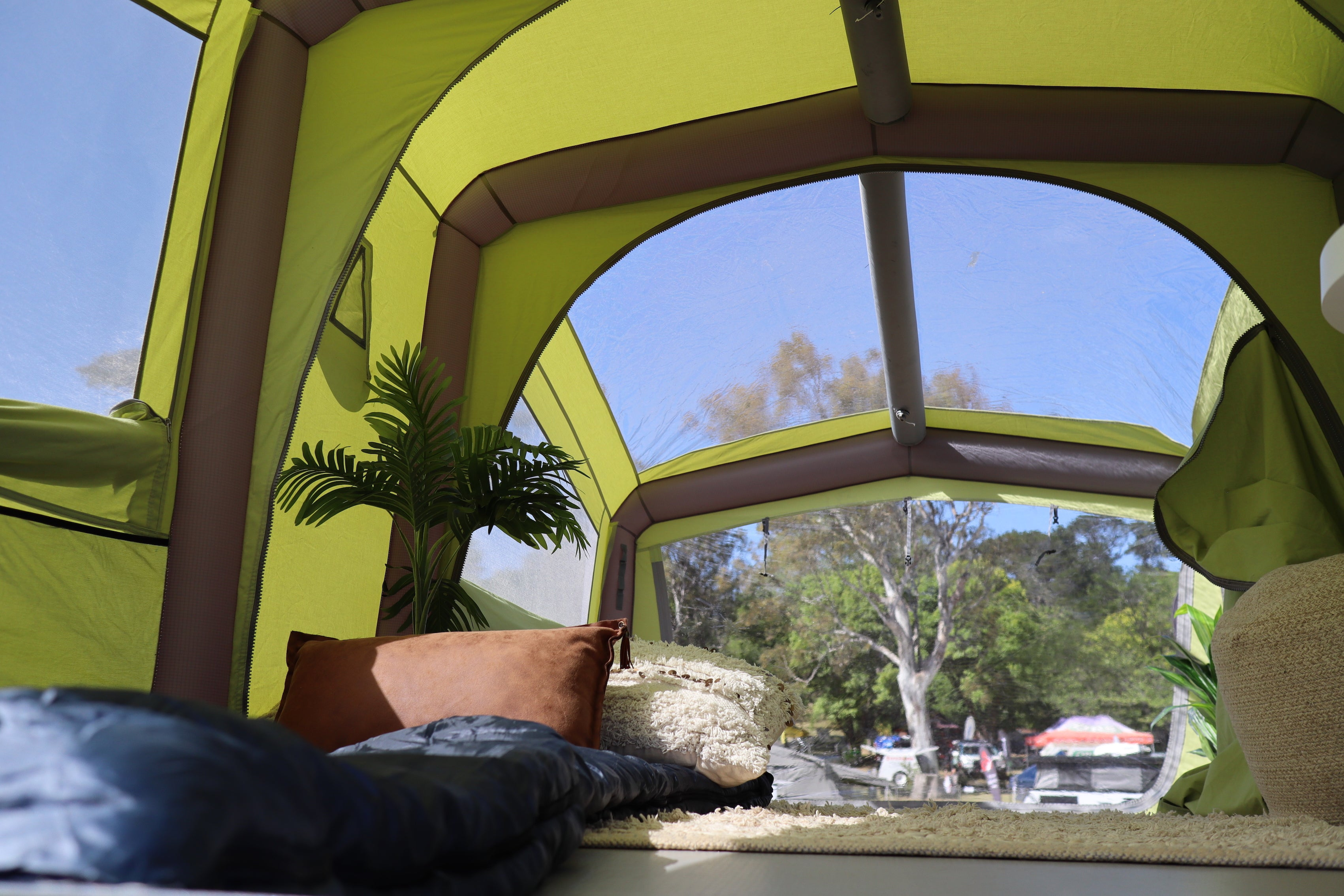 GT Sky Loft // 5 Person Roof Top Tent