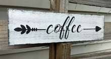 Load image into Gallery viewer, Farmhouse Coffee Sign - The Urban Barn Shop