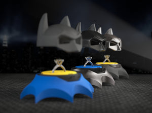 Bat Comic Superhero Style Nerdy Ring Box