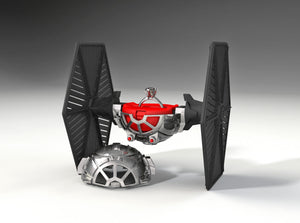 Tie Fighter Star Wars Ring Box - For Proposal, Engagement, and Wedding.