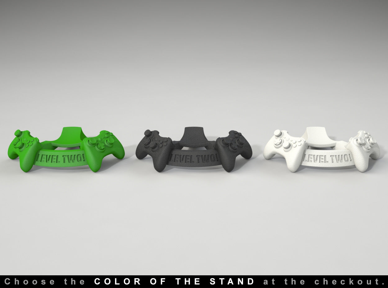 Joystick Stand for the Gamer X Nerdy Ring BOX Color Options