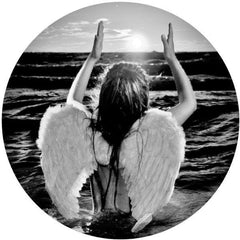 Angel Wall Decal