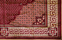 Middle Eastern Picnic Rug - Electra 4 x 2m