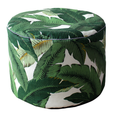 Palms Indoor/Outdoor Pouf