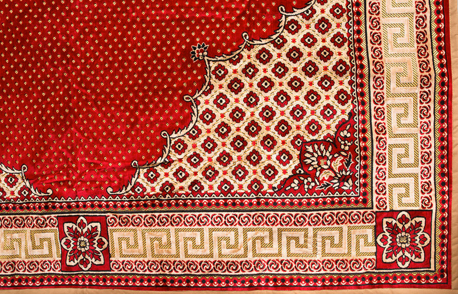 Middle Eastern Picnic Rug - Xanthe 4 x 2m