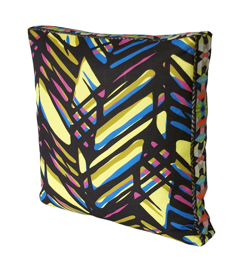 Zula Yellow Cushion Cover