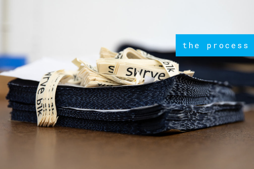 The Process: Made-in-USA swrve Jeans