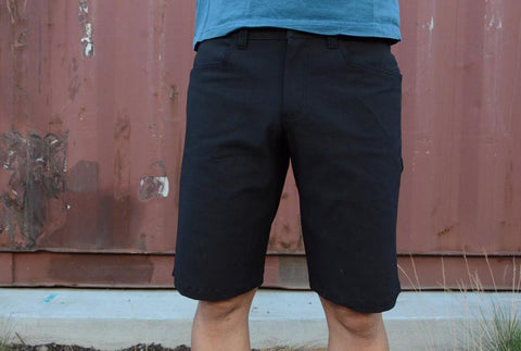 Durable Cotton Regular Fit Shorts