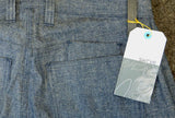 SALE! INDIGO _blk label limited edition summer REGULAR JEANS