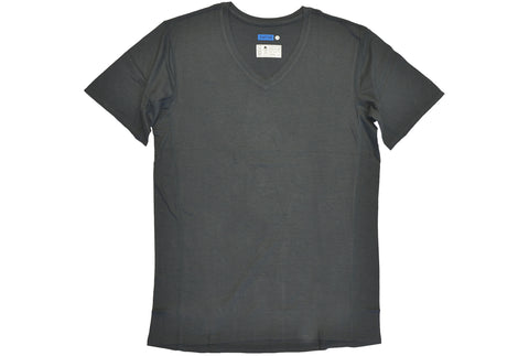 COTTON / MODAL® S/S v-neck tee