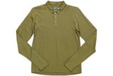 SALE! COTTON / MODAL® L/S polo
