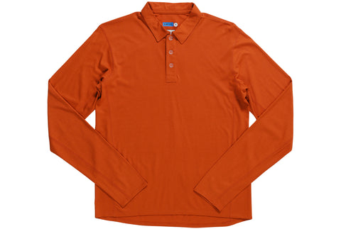 COTTON / MODAL® L/S polo