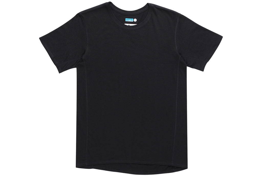 COTTON / MODAL® S/S crew t-shirt