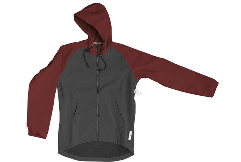 TWO TONE Milwaukee ES HOODED JACKET