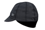 _blk label softshell BELGIAN CAP