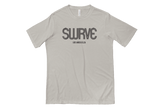 screen printed swrve 1968 summertime t-shirt
