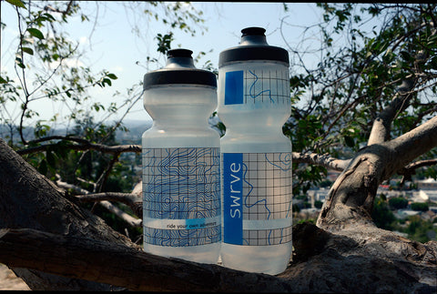 TOPO MAP PURIST® water bottle