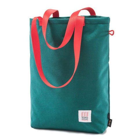 Topo Designs Simple Tote - TEAL