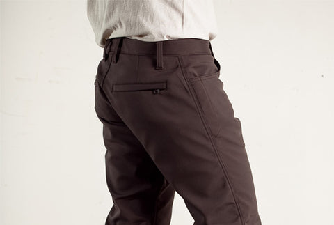 US Winter Softshell Regular Fit Trousers