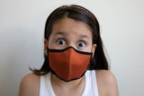 KIDS organic summer cotton MASK