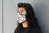 LONG pop print MASK