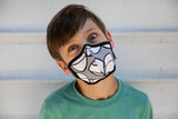 KIDS pop print MASK