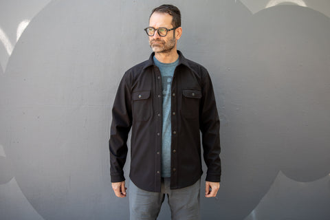 2019 winter SHIRT JACKET
