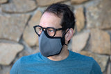 LONG duck cotton canvas MASK