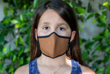 KIDS duck cotton canvas MASK