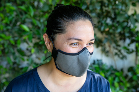 duck cotton canvas MASK