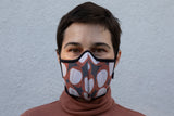 modern print cotton MASK