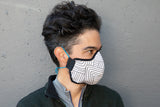 LONG lines cotton MASK