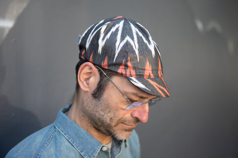 WILD CAT IKAT limited edition Grand Bazaar CAP
