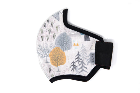 mountain adventure cotton MASK
