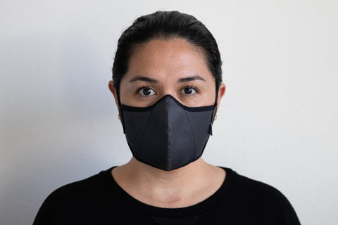 4 LAYER cotton MASK
