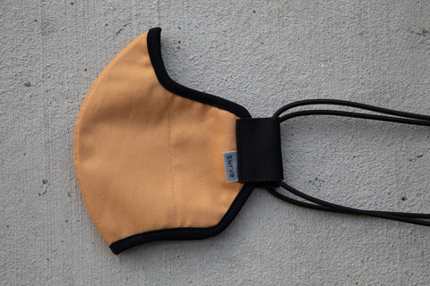 LONG mid-summer cotton MASK